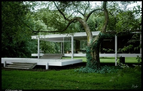 Gdzie leżą granice MentalRay'a?   Digital Landscape Architecture   Scoop.it