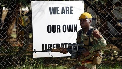 Soldiers to the Barracks and not in the Villages: Unpacking the Role of the Military in Zimbabwean Politics | NGOs in Human Rights, Peace and Development | Scoop.it