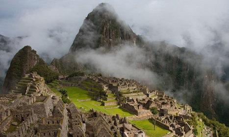 8 cités en ruines qui restent encore un mystère pour les scientifiques   Théo, Zoé, Léo et les autres...   Scoop.it