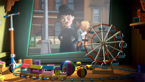 ANIMATION Magazine | PGS Picks Up Method's 'Chaplin & Co' | Chaplin and Co | Scoop.it