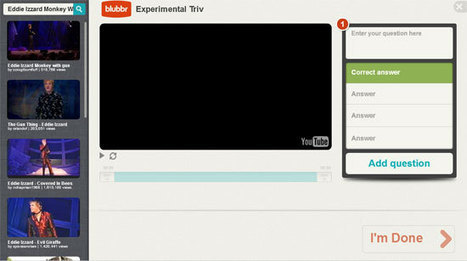 "Blubbr : Create and Play Quizzes from YouTube Videos | ICT-Ankerfiguren ""Laatste Nieuws"" 