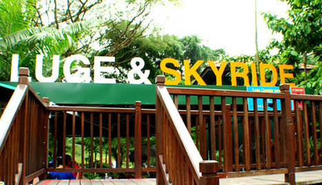 Sentosa Luge and Skyride Singapore - Singapore Travel Information | Singapore Attractions | Scoop.it