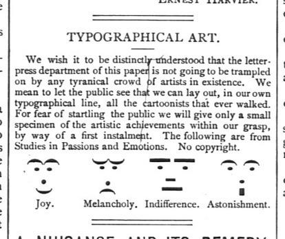 Smileys, 1881 | GenealoNet | Scoop.it