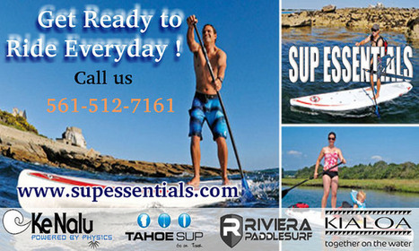 Stand up Paddle Boards and Accessories for sale - SUP Essentials | Buy SUP Paddleboards-Paddle Board here ! | Scoop.it
