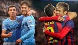Barcelona vs Man City Live Stream | Watch Live Sports | Watch live sports stream | Scoop.it