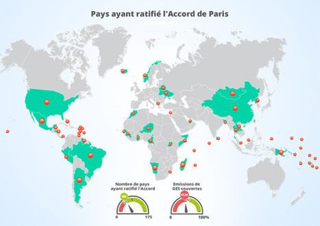 Soixante pays ont ratifié l'Accord de Paris   Biométhanisation   Scoop.it