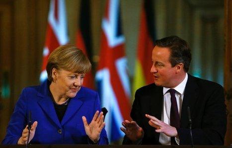 Besuch in London: Merkel hinterlässt Briten ratlos - SPIEGEL ONLINE | German A-level topics | Scoop.it