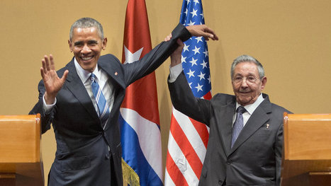 Obama: 'This Is A New Day — Es Un Nuevo Dia — Between Our Two Countries' | AP Human Geography Digital Knowledge Source | Scoop.it