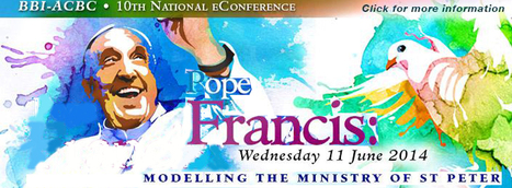 Broken Bay Institute | News and Events | Pope Francis: Modelling the Ministry of St Peter eConference | Scoop.it