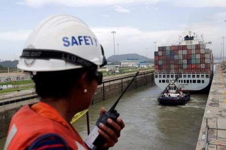 Expanded Panama Canal: Bigger ships, bigger paydays for beans, coal, gas | Maritime security | Scoop.it