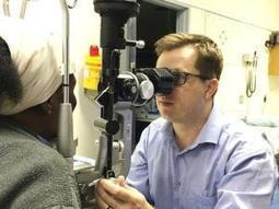 Mobile health app boosts eye care | Mobile Health Trends | Scoop.it