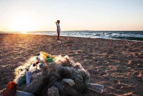 La pollution au plastique concerne 88% de la surface des océans   ENERGIES NOUVELLES   Scoop.it