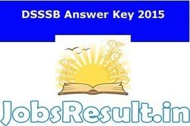 DSSSB Paramedical Answer Key 2015 | DSSSB 26th April Paper Solutions | JobsResult.in | Scoop.it