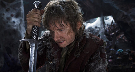 Box Office: 'The Hobbit: The Desolation Of Smuag' Holds Top Spot For Second Week Despite Strong Push From 'Anchorman 2: The Legend Continues' | Contactmusic.com | Benedict Cumberbatch News | Scoop.it