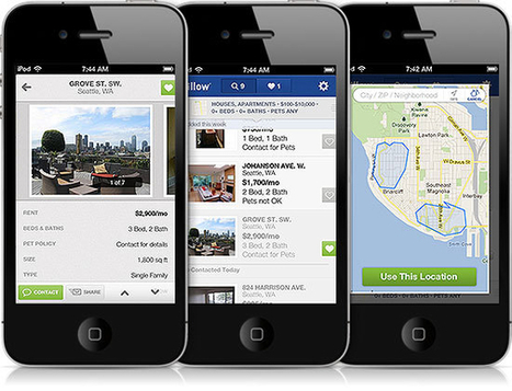Zillow Rental App for iPhone & iPod Touch Launched — Property Portal Watch   Real Estate Plus+ Daily News   Scoop.it