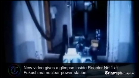 [Video] De nouvelles images de l'intérieur de la centrale de Fukushima   Telegraph   Japon : séisme, tsunami & conséquences   Scoop.it