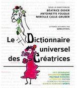 Le Dictionnaire Universel des Créatrices | Free movement of Knowledge | Scoop.it