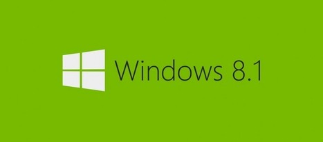 Microsoft Windows 8.1 Developed To Rectify Windows 8 Mistakes | Suleman H Khan | Scoop.it