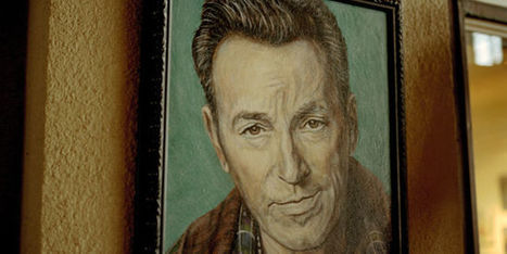 Il était une fois l'Amérique de Bruce Springsteen - Judith Perrignon - le Monde | Bruce Springsteen | Scoop.it