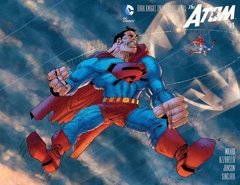 Superman's Penis Just Made it Into an Actual DC Comic Book | Books Related | Scoop.it