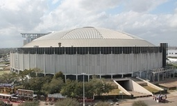 Houston's Astrodome: 'the eighth wonder of the world' – a history of cities in 50 buildings, day 12 | Modern Ruins, Decay and Urban Exploration | Scoop.it