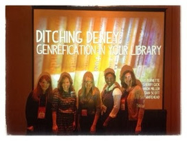 Library Fanatic: November 2013 | Teacher-Librarianship | Scoop.it