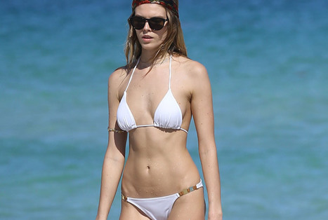 Maryna Linchuk Bikini Pictures - Sexy Balla | Daily News About Sexy Balla | Scoop.it