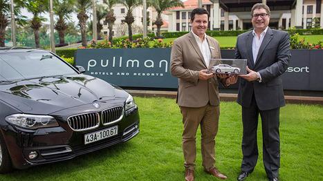 BMW Việt Nam bàn giao xe cho Pullman Đà Nẵng | Tin tức ô tô xe máy | Scoop.it
