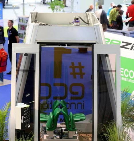 Voreppe : Poma dévoile sa cabine à hydrogène à InnoTrans   Montagne, tourisme : actualités et innovations   Scoop.it