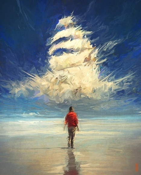 Beautiful Drawings by Artem Rhads Cheboha | Stuff I like | Scoop.it