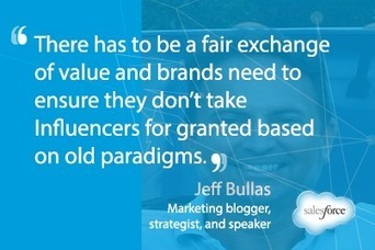 Jeff Bullas on Influencer Marketing | Leadership and Management | Scoop.it