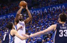 Marc Gasol y los Grizzlies se rinden ante Kevin Durant | NBA | AS.com | Deportes | Scoop.it