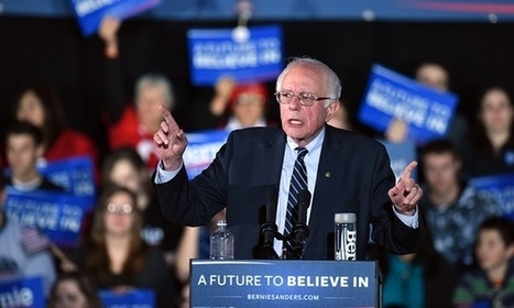First Corbyn, now Sanders: how young voters' despair is fuelling movements on the left | Owen Jones | Peer2Politics | Scoop.it