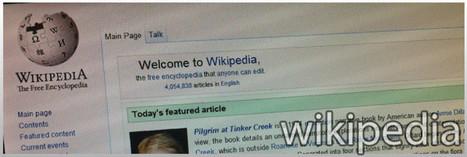 """Plaidoyer pour enseigner Wikipédia"". TheConversation.com   Clemi Strasbourg   Scoop.it"