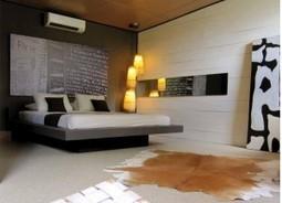 4 Desain Kamar tidur Kontemporer   Rumah Minimalis   Scoop.it