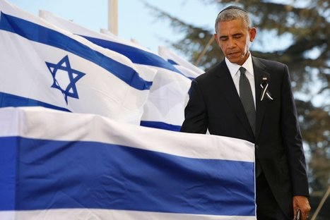 Read Remarks from President Obama at Shimon Peres' Memorial | Green Forward - Israel-Jewish | Scoop.it