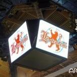 Luxembourg : Le cube LED d'Arch au Centre Sportif & Culturel National de La Coque | Arch.eu | Scoop.it