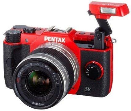 Pentax Q10 Body - 100 individuelle Farbkombinationen für den Body | Camera News | Scoop.it