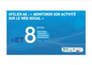 Les bons outils pour monitorer ses présences sociales et évaluer les ROI, ROA et ROE - Le Blog du Personal Branding | Marketing digital, réseaux sociaux, mobile et stratégie online | Scoop.it