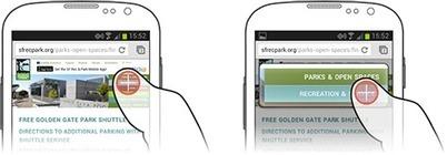 Recommandations de taille pour les éléments d'interfaces mobiles - SimpleWeb.fr | m-commerce | Scoop.it