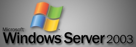 Fin du support Windows Server 2003 | Informatique | Scoop.it