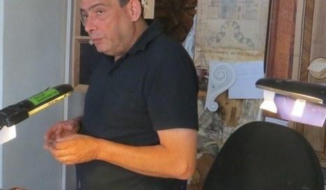 Daniele Parasecolo, l'intarsiatore di Todi - L'Indro | Todi&Umbria | Scoop.it