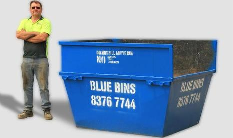 Key Factors to Consider Before Getting a Skip Hire Service | Blue Bins | Scoop.it