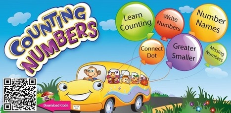 Kids Count Numbers Game (Math) - Applications Android sur GooglePlay | Educational Videos & Games for Kids | Scoop.it