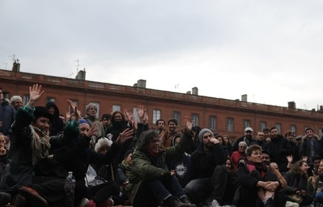 Toulouse: Une #NuitDebout qui prend ses marques et assoit ses principes | International Communication 15M Indignados Occupy | Scoop.it