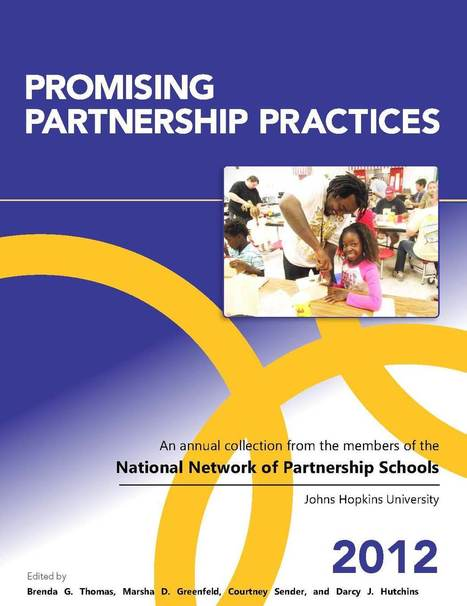 Promising Partnership Practices 2012 | NNPS | :: The 4th Era :: | Scoop.it