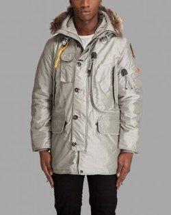 Parajumpers Kodiak Men's Parka Jacket In Sand | winter wear | Scoop.it