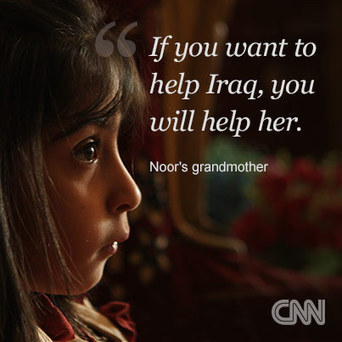 Iraq's Baby Noor: An unfinished miracle | Erin's Current Issues | Scoop.it