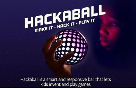 Hackaball, una pelota para que los más pequeños aprendan a programar | LabTIC - Tecnología y Educación | Scoop.it