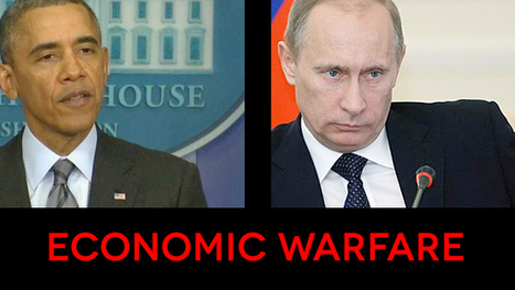 Russia Threatens to Drop The Dollar and Crash The U.S. Economy if Sanctions Are Imposed - Obama Signs Sanctions Anyway | Buzziness | Scoop.it